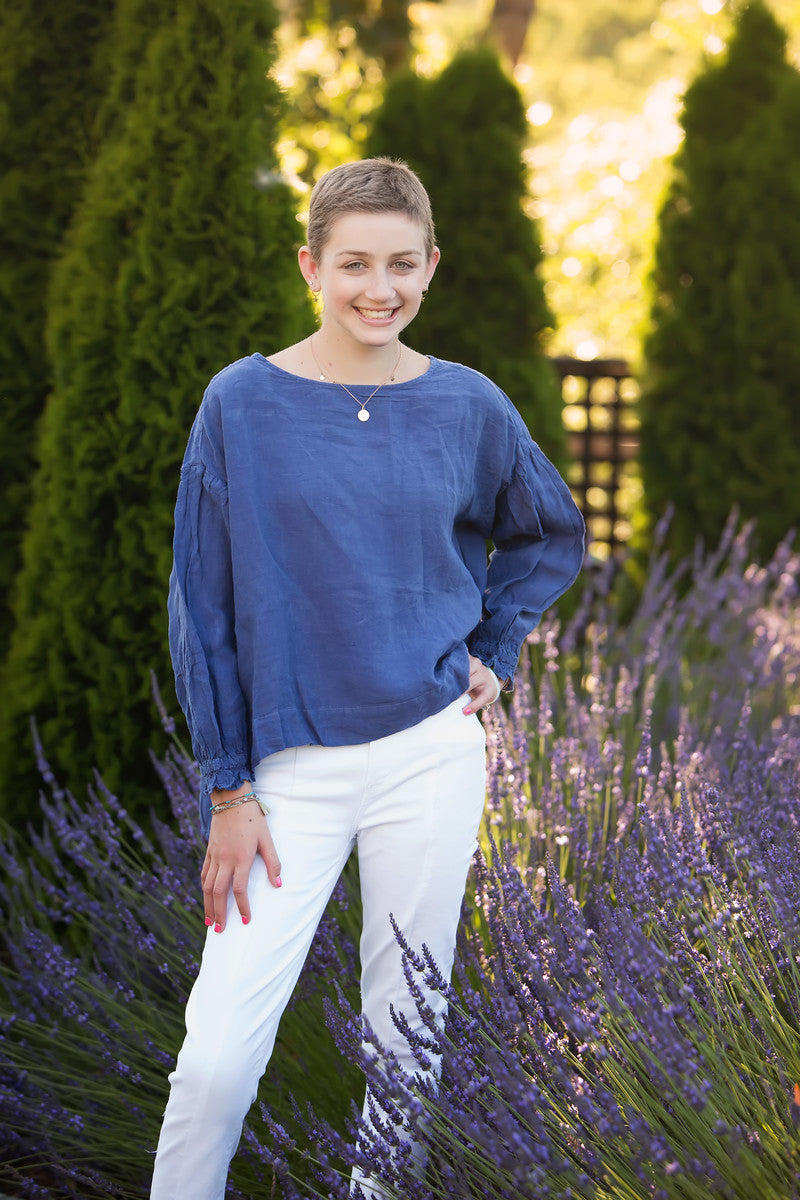 Marque de Brodeuses Heather Top