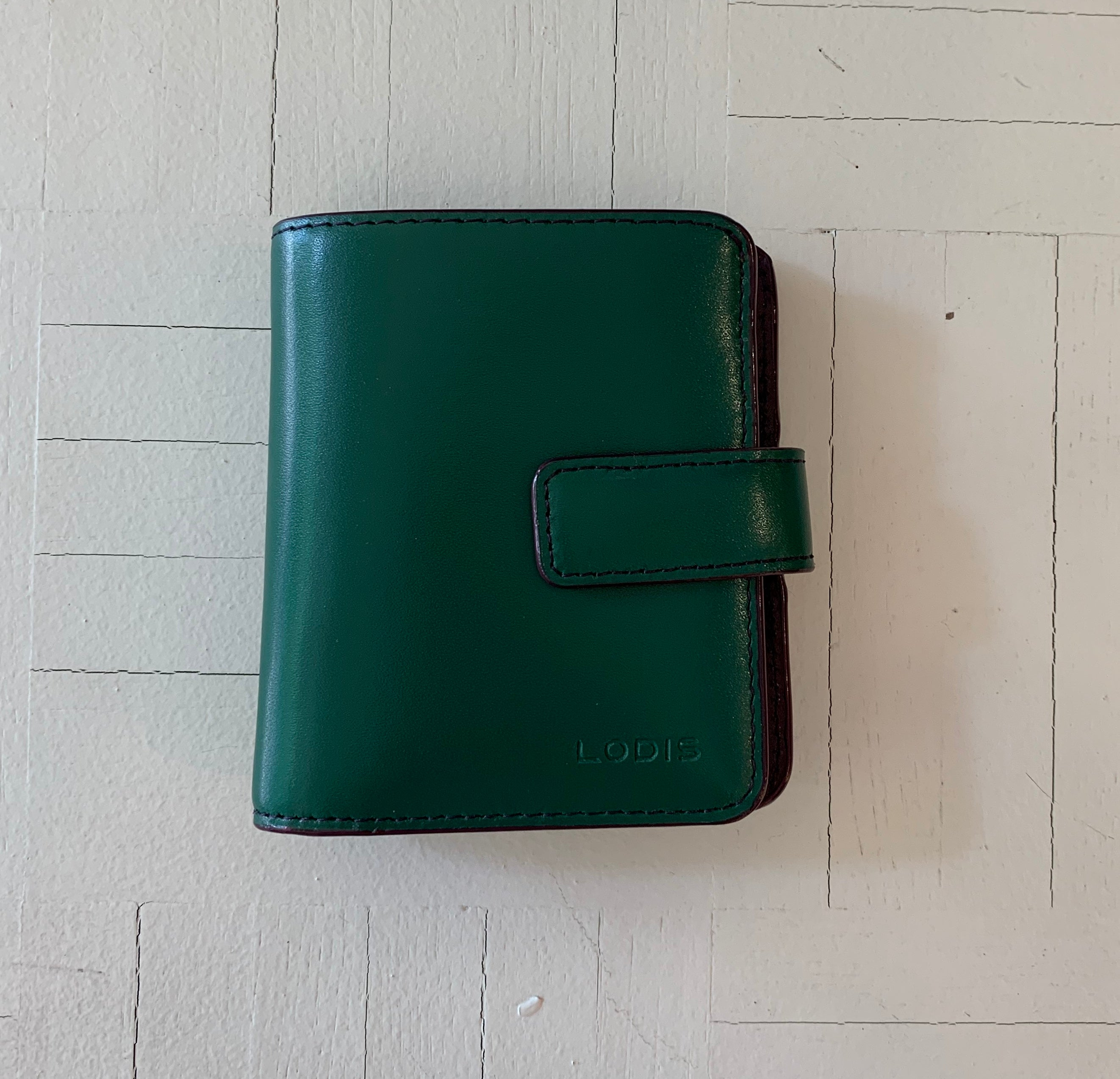 Lodis Small Snap Wallet