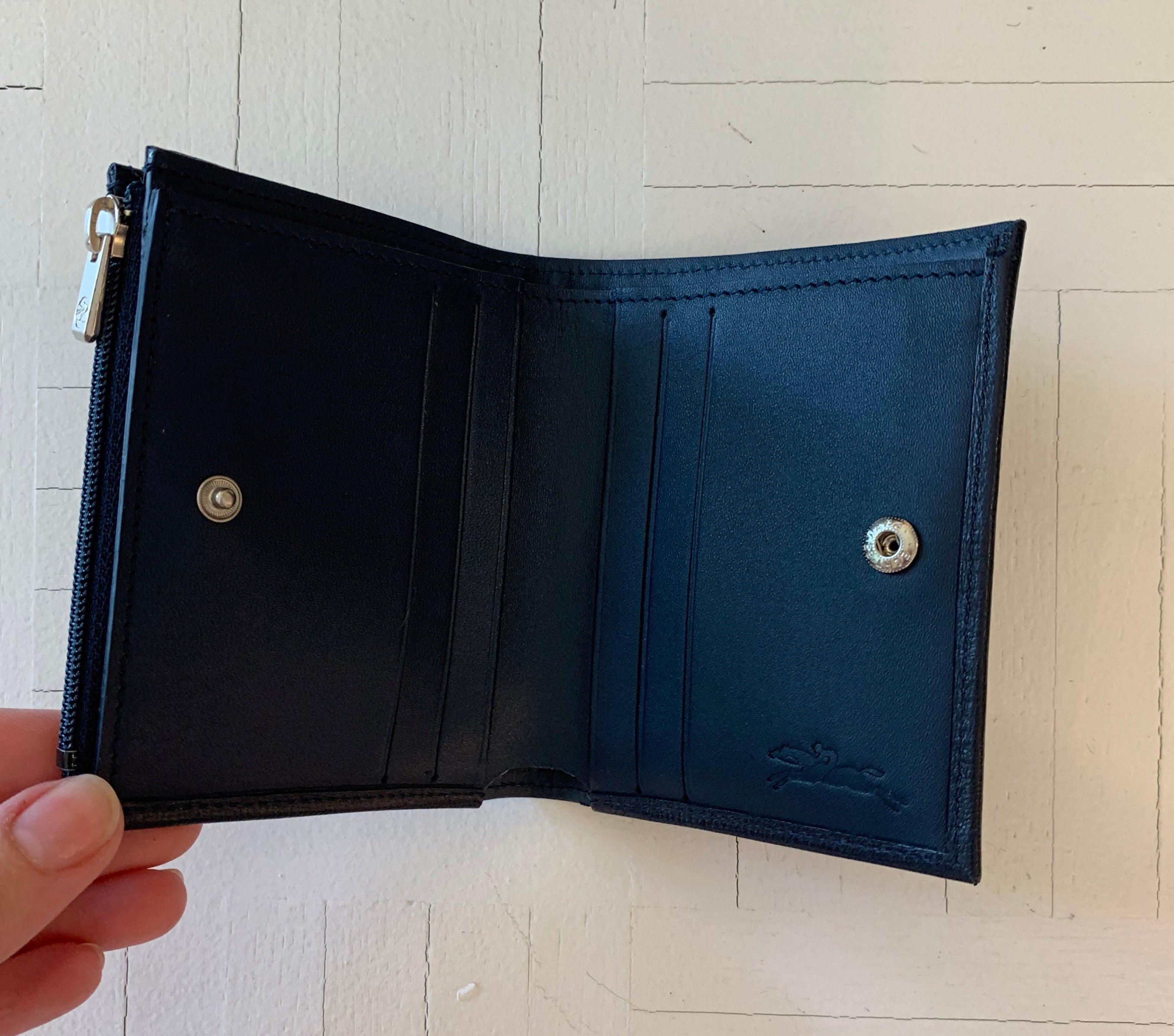 Longchamp Essentials Wallet
