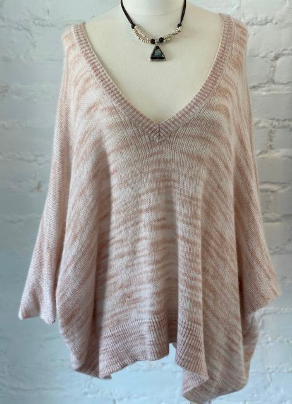 OUSH ZV CASHMERE SWEATER