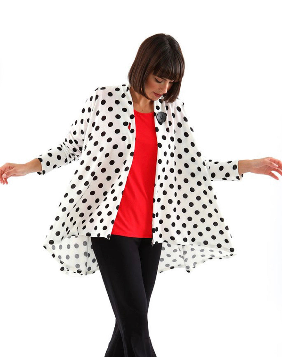 Big Dot Cardigan