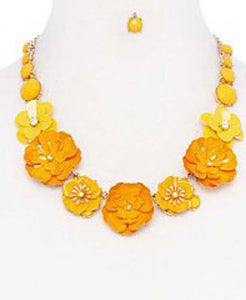 JOIA WINTER FLOWER NECKLACE