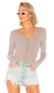 LAMA INGRID HENLEY TOP