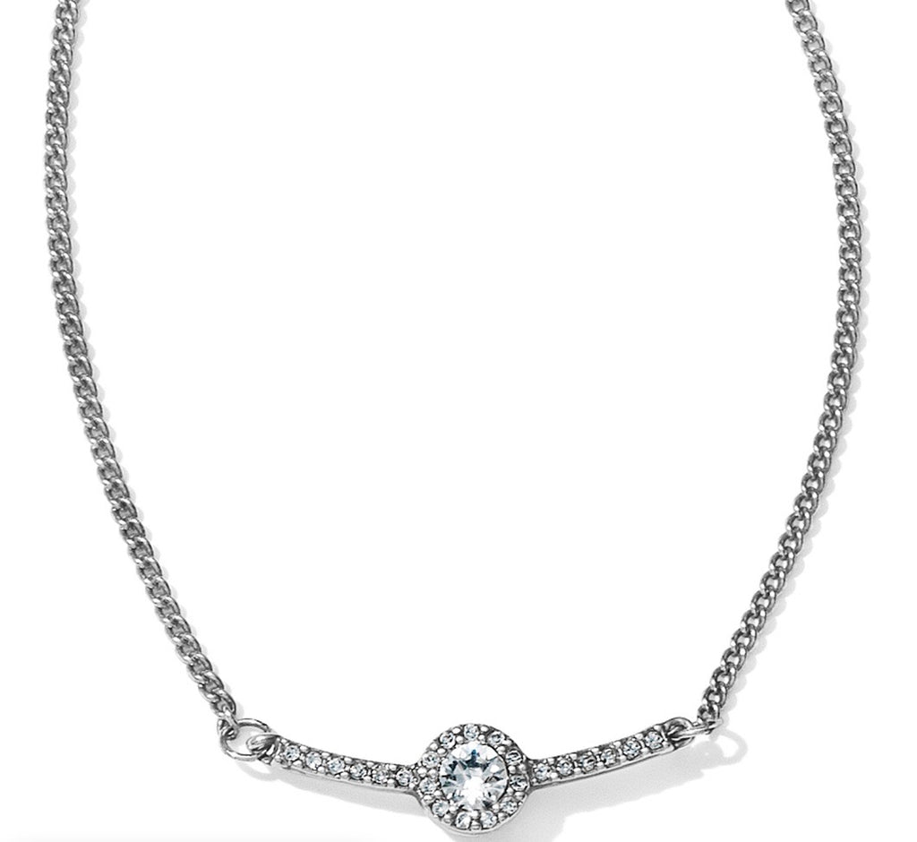 BRIG JM1801 ILLUMINA BAR NECKLACE