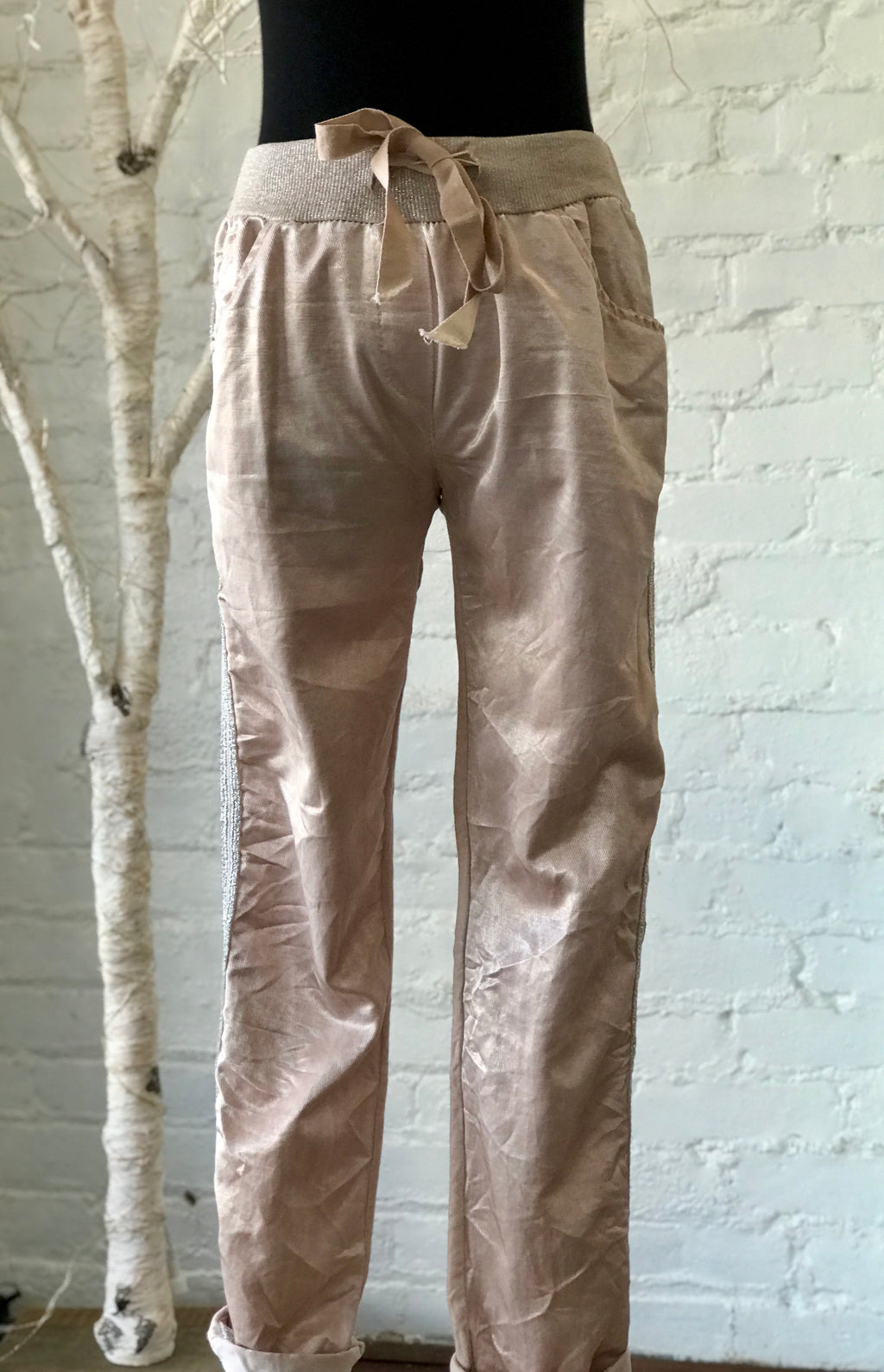 LOOK 51761 SHINY JEGGINGS