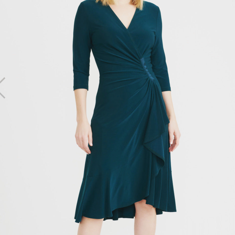 JOSE 203276 WRAP DRESS