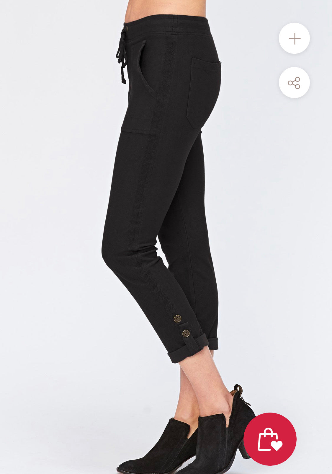 XCVI 22455 Sturges Relaxed Legging