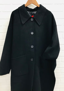 TANG BACK BELT COAT