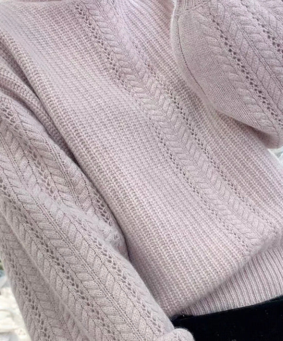 CHEN 19170 SWEATER CASHMERE