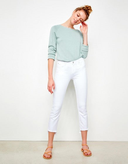 Reiko Straight Cropped Jean - Prue