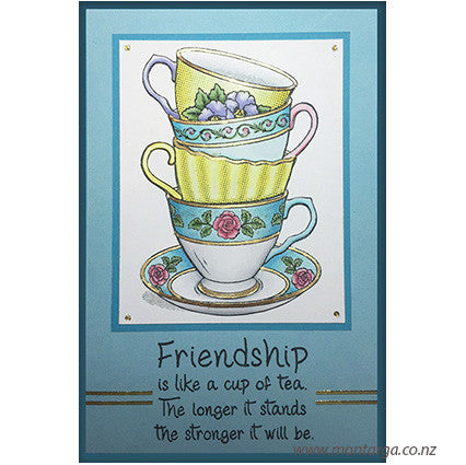 Teacup Stack - Friendship