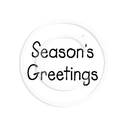 2371 A - Mini Seasons Greetings