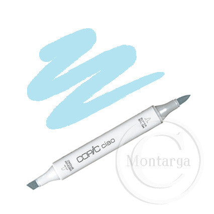 B02 - Robins Egg Blue  Copic Ciao Marker
