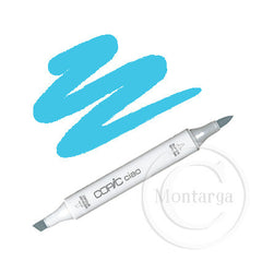B05 - Process Blue Copic Ciao Marker