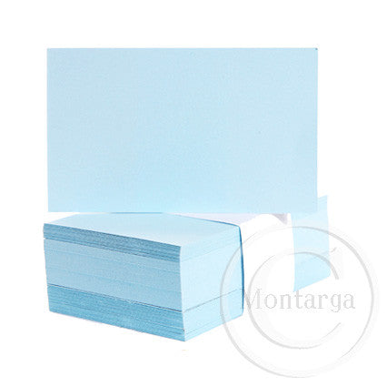 Pastel Blue Business Cards
