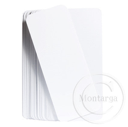 White Bookmarks