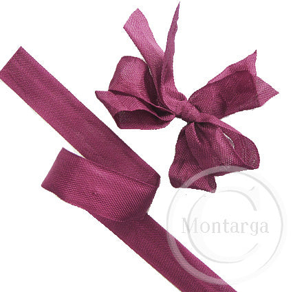 Bordeaux Wine Seam Binding Ribbon - 3 metres