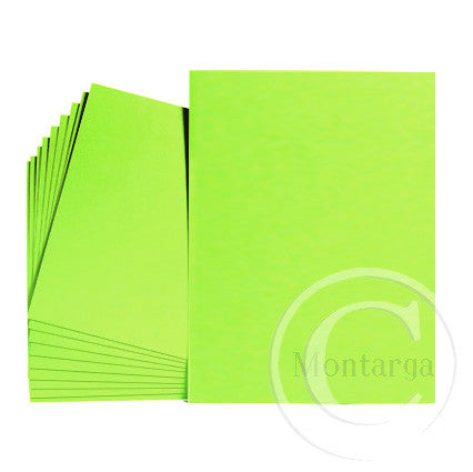 .Bright Lime Greeting Card