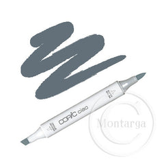 C-7 Cool Grey Copic Ciao Marker