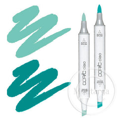 Aqua Green Blending Duo - Copic Ciao