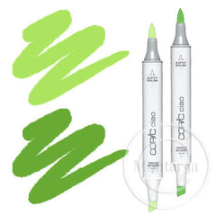 Bright Green Blending Duo Copic Ciao Markers