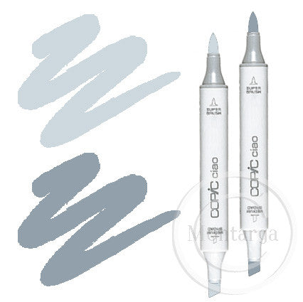 Grey Cool Blending Duo Copic Ciao Markers