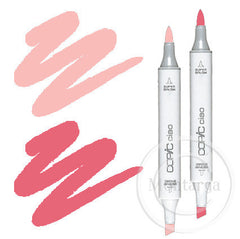 Coral Pink Blending Duo Copic Ciao Markers