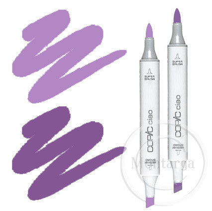 Violet Blending Duo Copic Ciao Markers