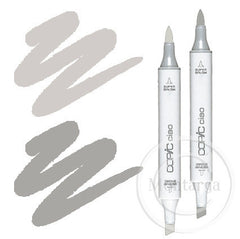 Grey Warm Blending Duo Copic Ciao Markers