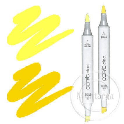 Yellow Blending Duo Copic Ciao Markers
