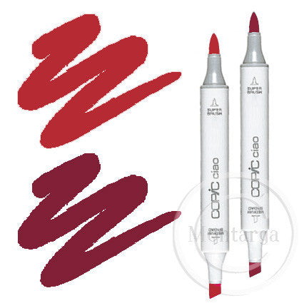 Red Blending Duo Copic Ciao Markers