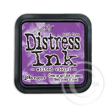 Wilted Violet - Distress Pad