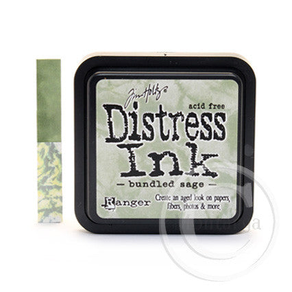 Bundled Sage - Distress Pad
