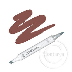 E18 - Copper Copic Ciao Marker