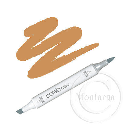 E37 - Sepia Copic Ciao Marker