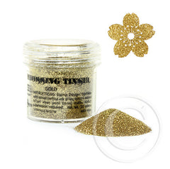 Tinsel Gold Embossing Powder