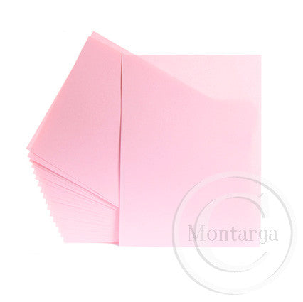 Pastel Pink Paper Inserts