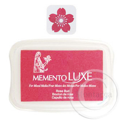 Rose Bud - Memento Luxe Ink Pad