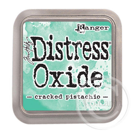 Cracked Pistachio - Distress Oxide Pad