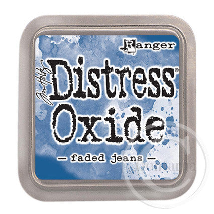 Faded Jeans - Distress Oxide Pad