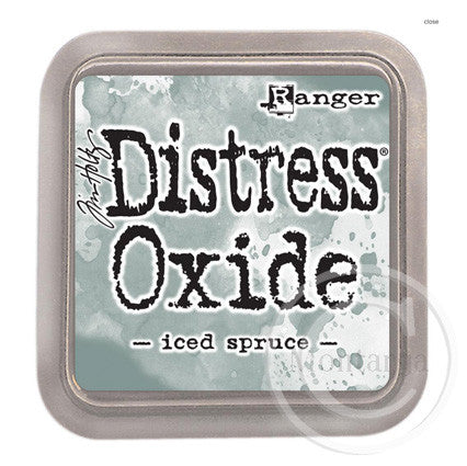 Iced Spruce - Distress Oxide Pad