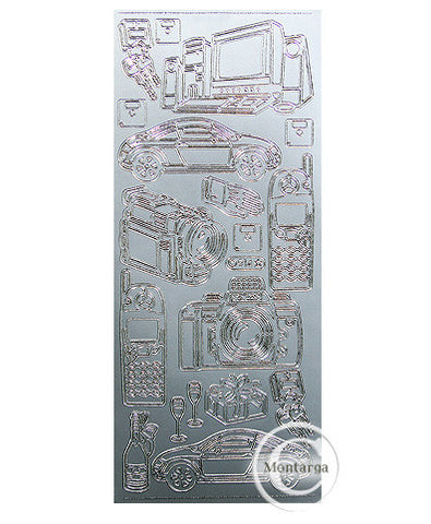 PC914S Technology Toys Silver