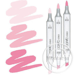 Pink Blending Trio Copic Ciao Markers