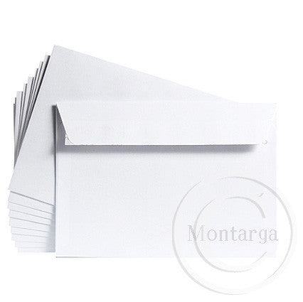 Plain White C6 Envelopes