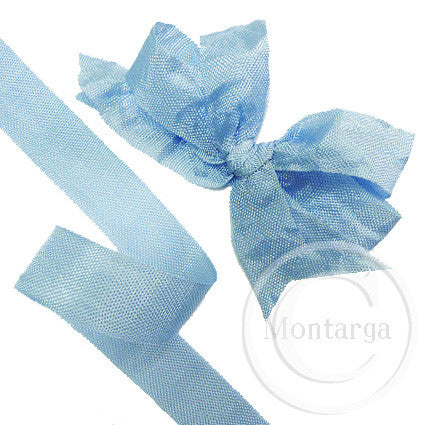 808 Queen Blue Seam Binding Ribbon - 3 metres