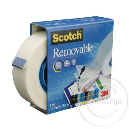 Scotch Removable Tape from 3M