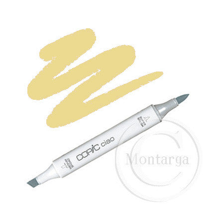 YR23 - Yellow Ochre Copic Ciao Marker