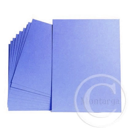 .Bright Purple Greeting Card