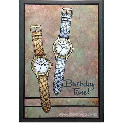 Birthday Time Watches