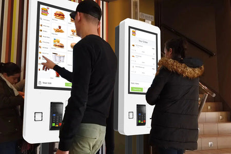 Fast Food Self-Service Kiosks: Are you ready to stay competitive?